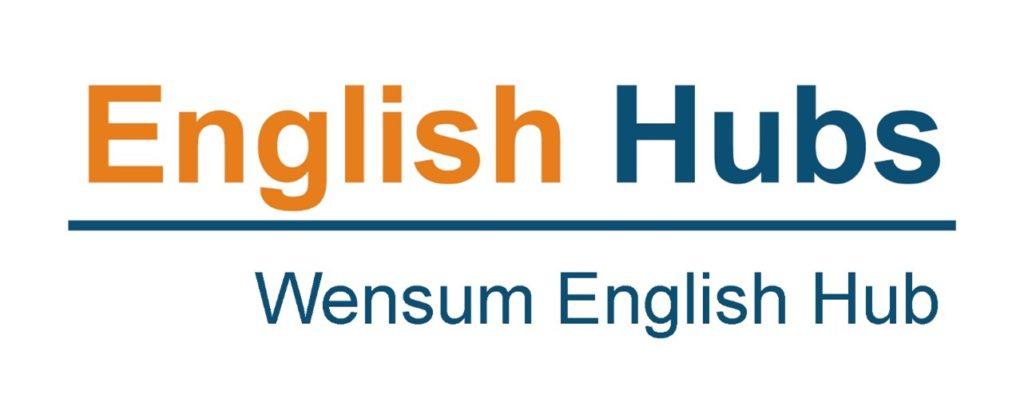 Wensum English Hub logo